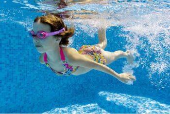 Oferta cursos natación infantiles